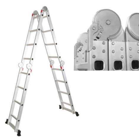 Лестница-трансформер STARTUL (ST9722-06)