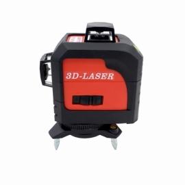 Лазерный нивелир FUKUDA 3D(красный луч)
